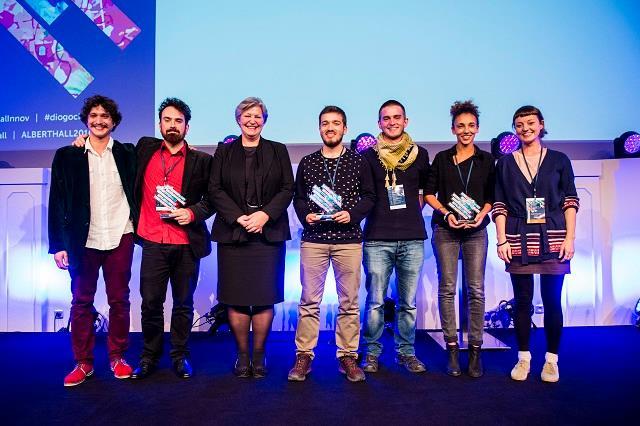 01.11.16 | CUCULA gewinnt Innovationspreis der EU Kommission