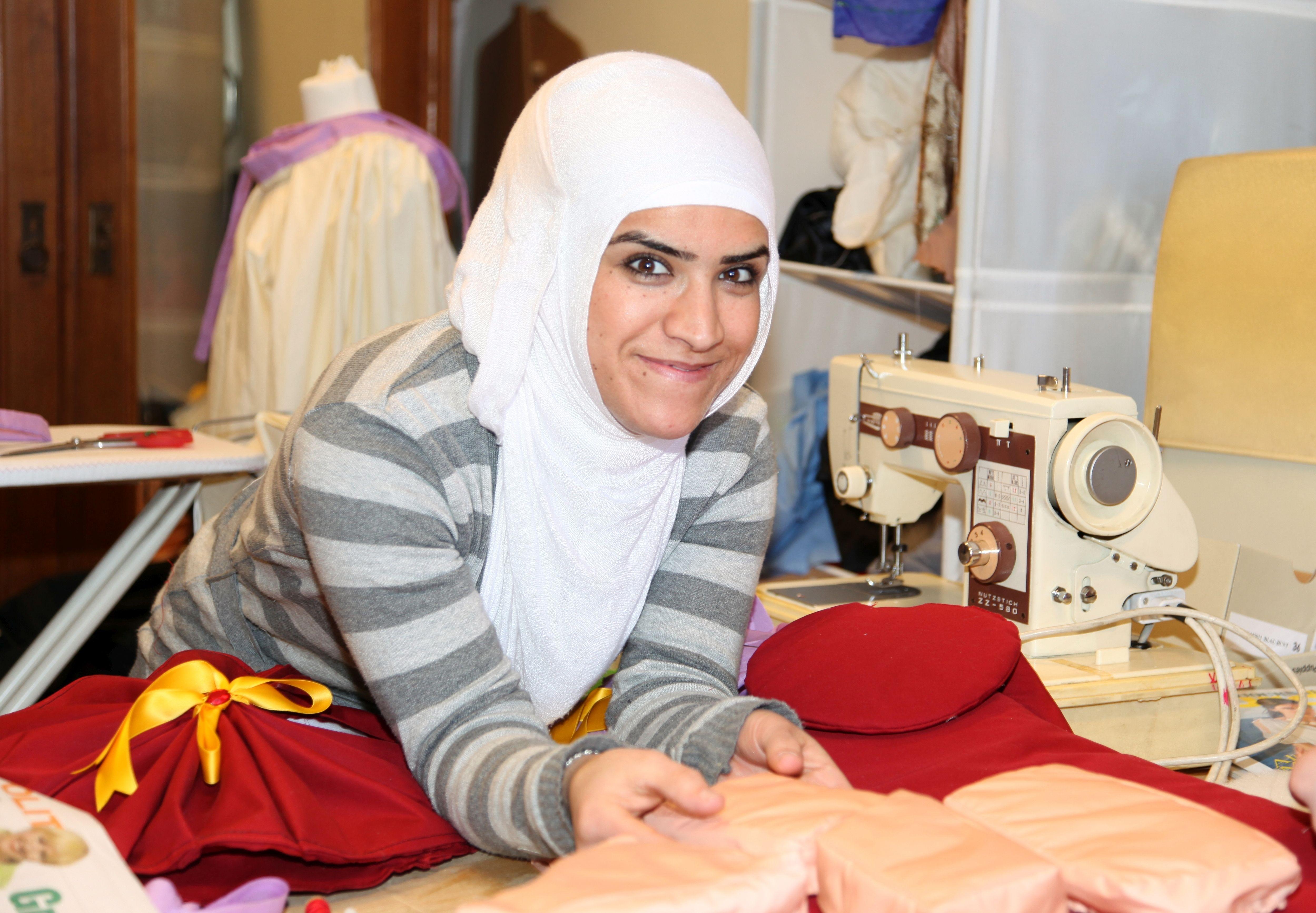02.11.16 | Arrivo startet Praxisprojekt für geflüchtete Frauen