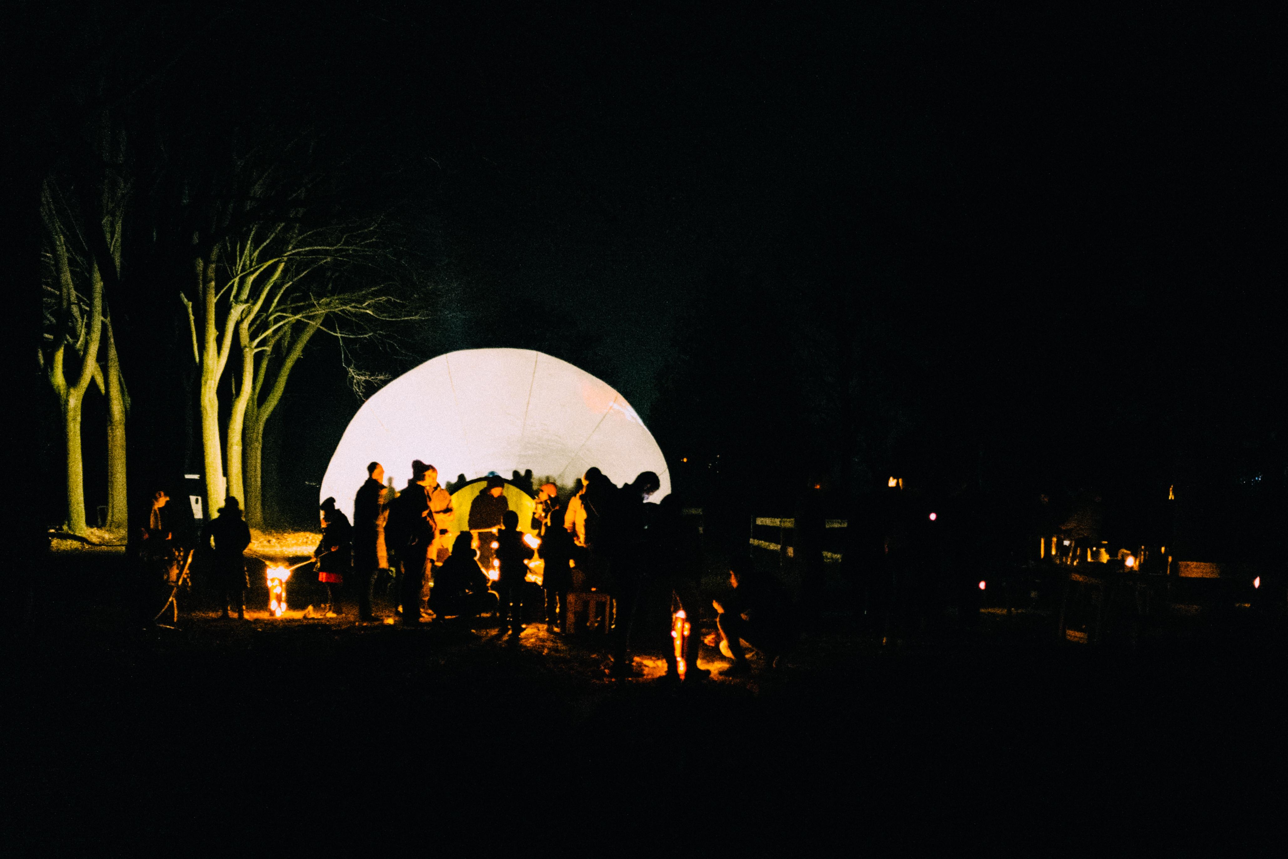 21.12.16 | Lichterfest in der Gärtnerei – Es war so schön!