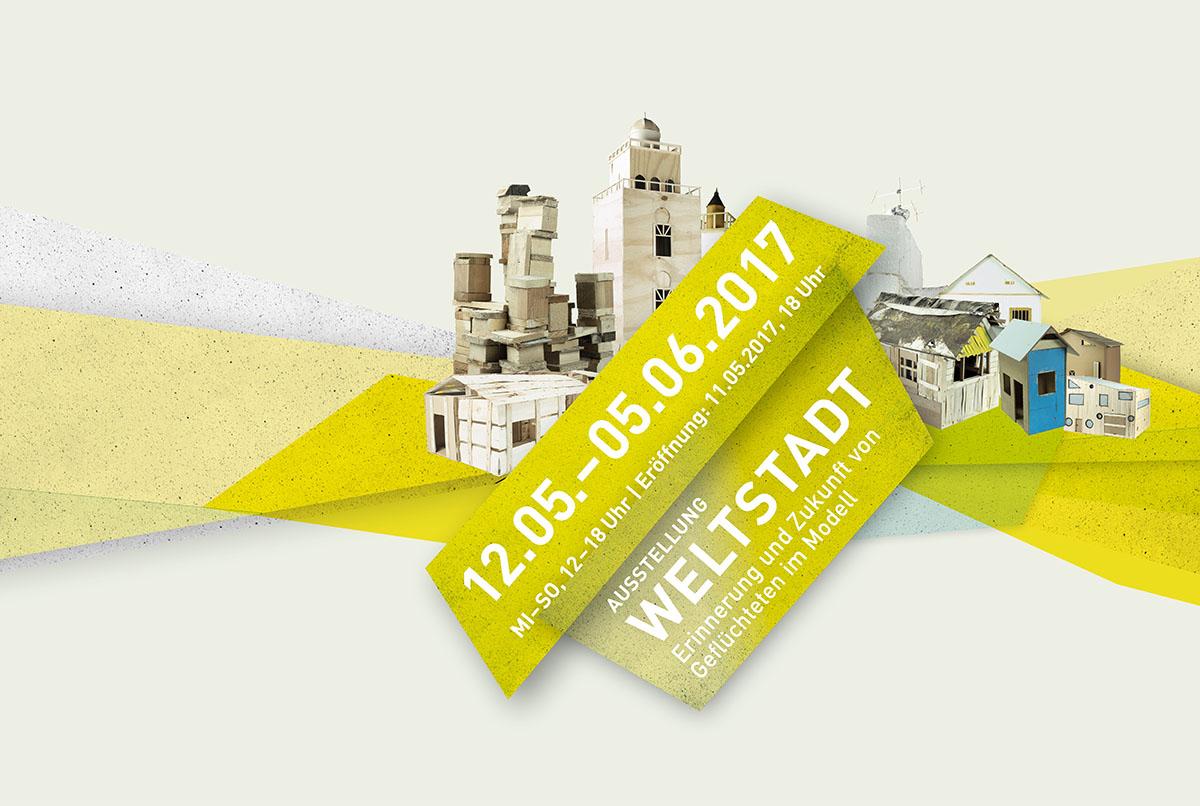 Ausstellung Weltstadt | Exhibition World City