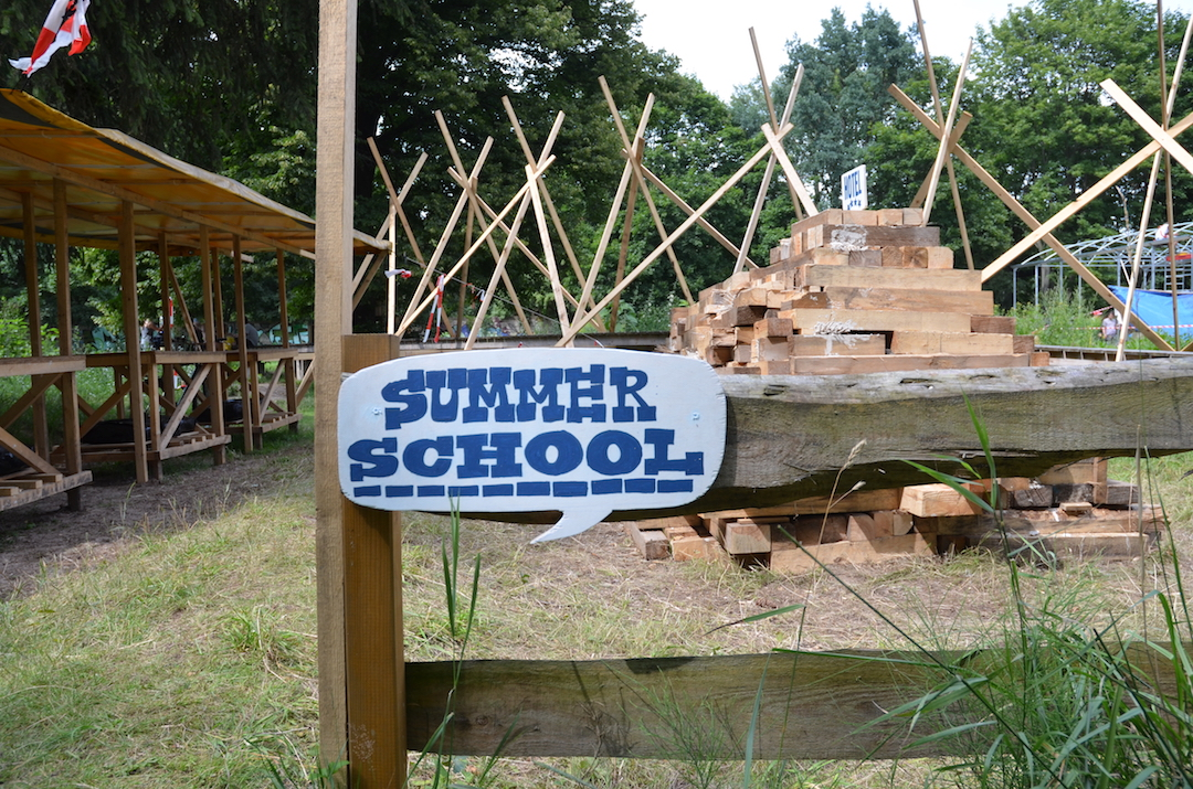 Summer School vom 2. Juli bis 31. August 2018