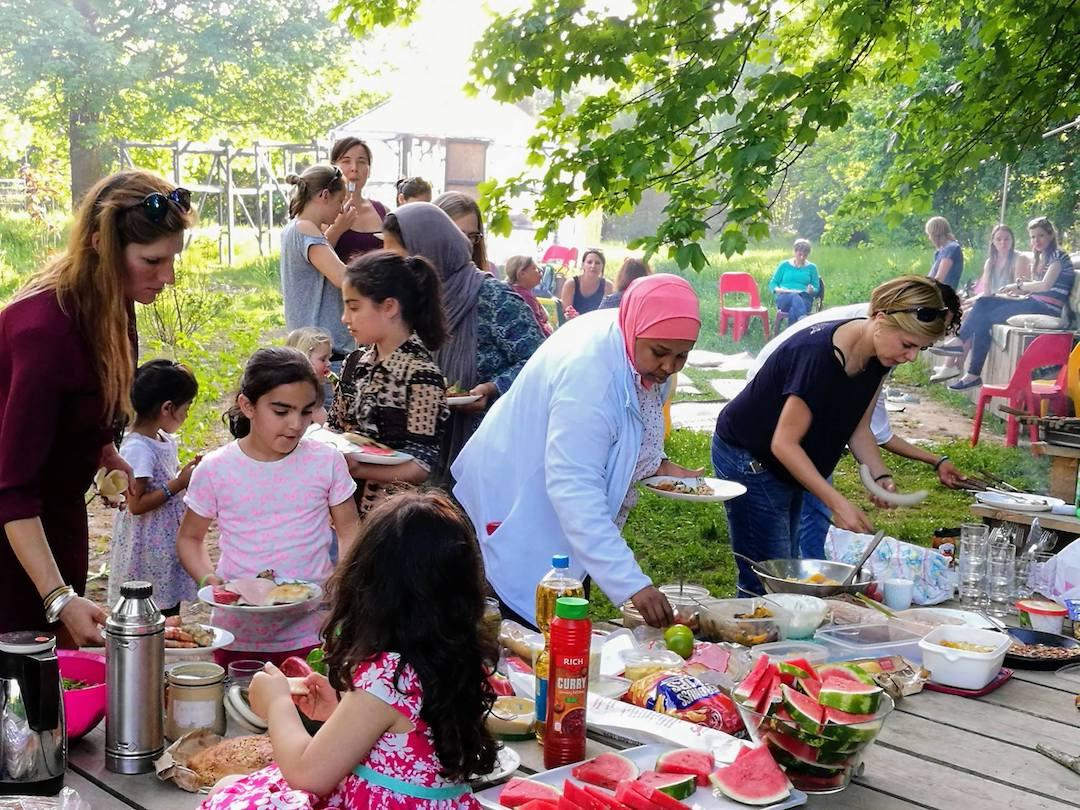 Sommerfest in der Gärtnerei am 24. Juni ab 15 Uhr