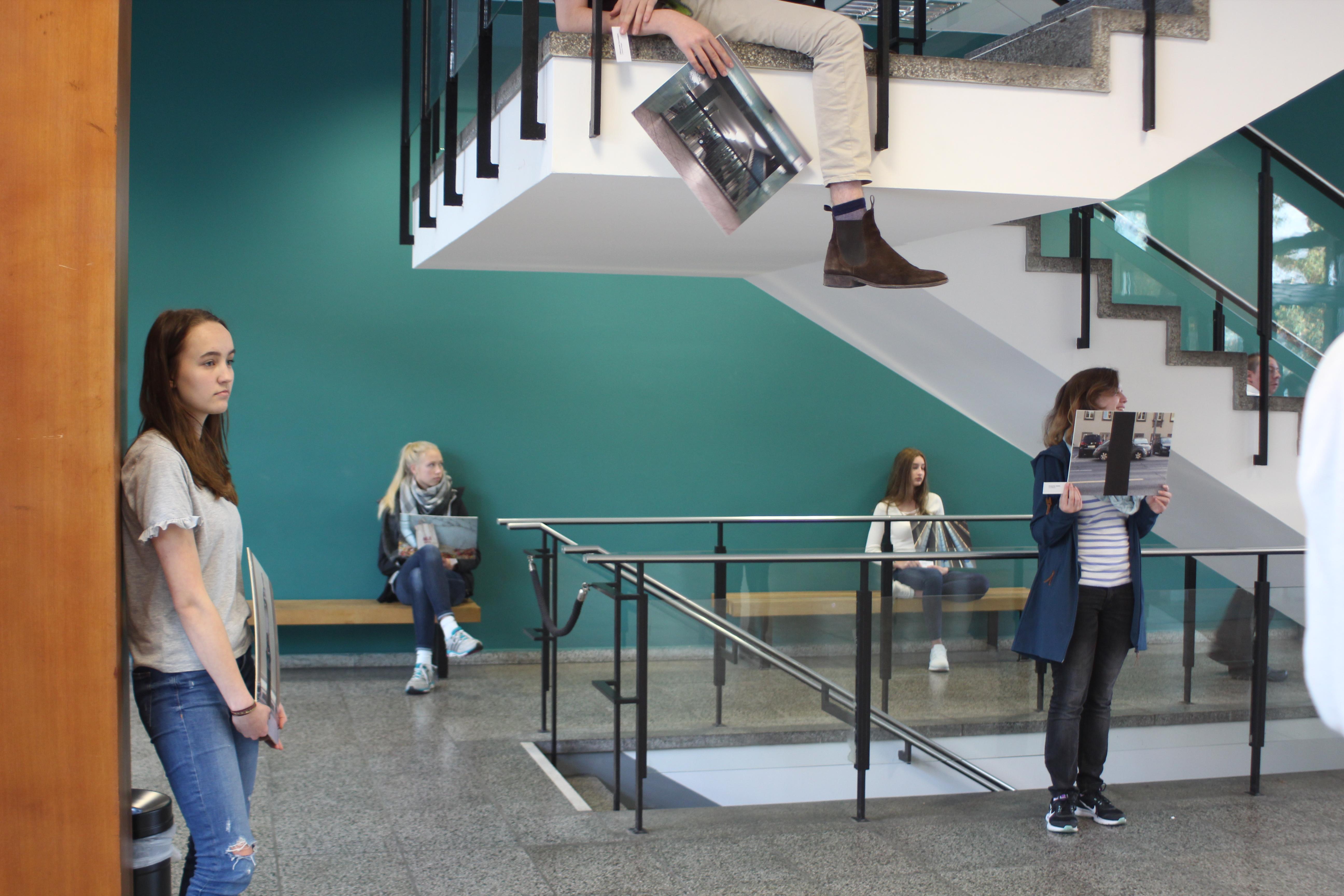Architekturen des Wissens – Schulkurs in der Berliner Stadtbibliothek