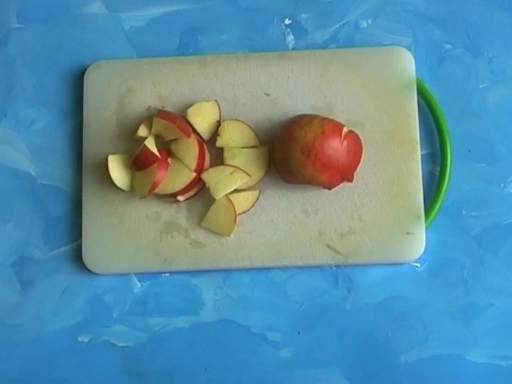 Geschichten vom Apfel