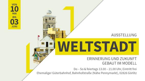 »Weltstadt« in Görlitz