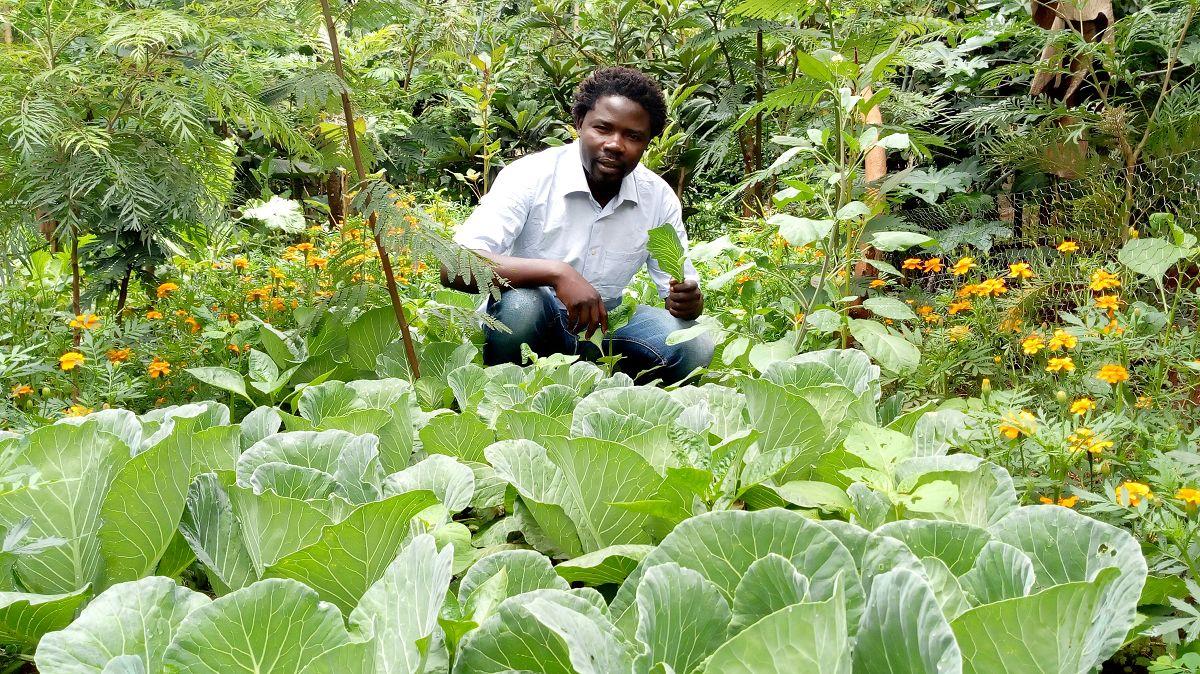 Einladung auf den Coop Campus: Gespräch mit Philip Munyasia, Gründer von OTEPIC