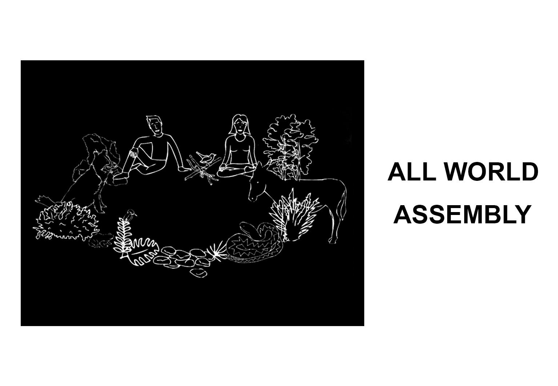 Teilnehmer*innen für All World Assembly gesucht!