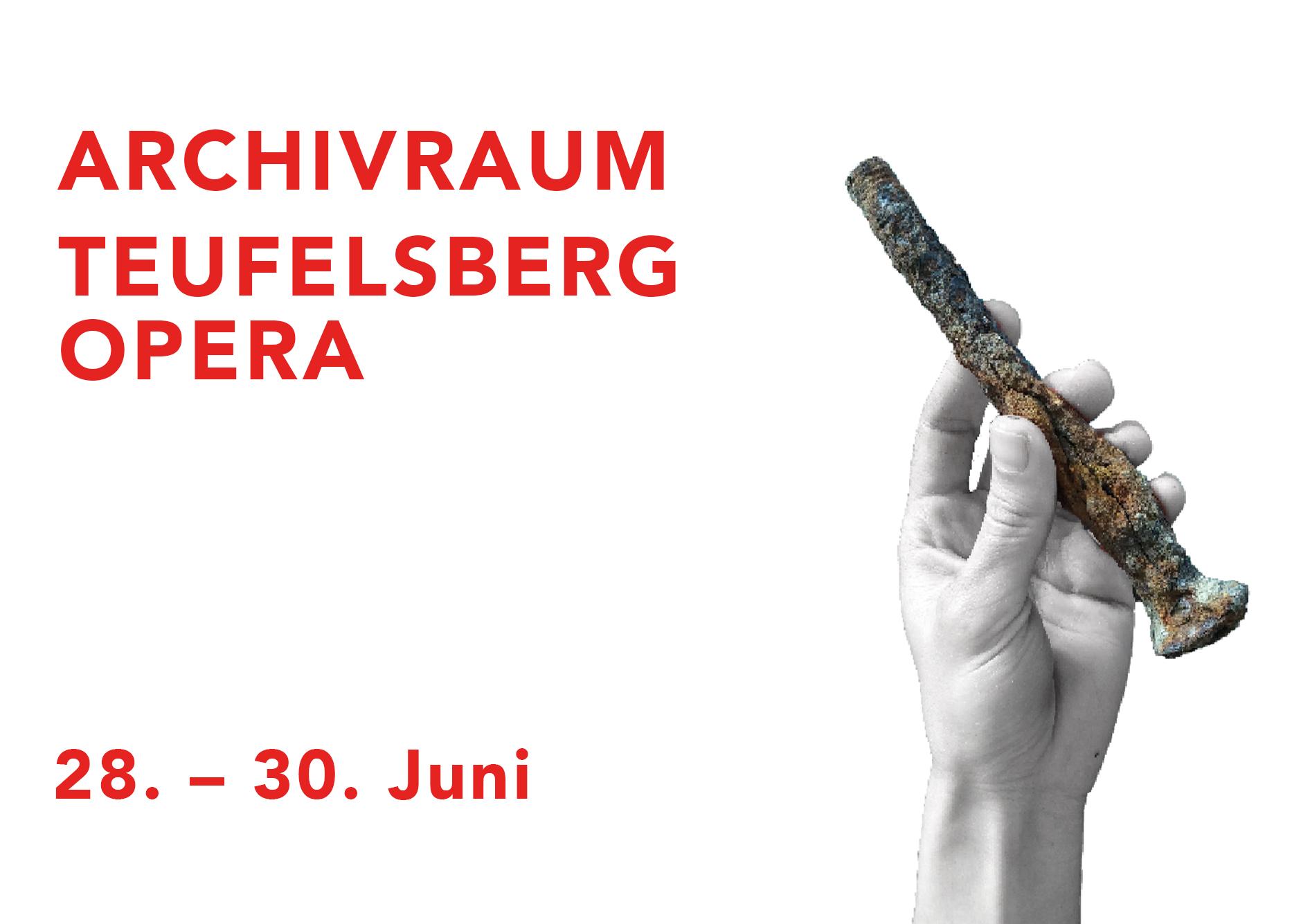 ARCHIVRAUM TEUFELSBERG OPERA