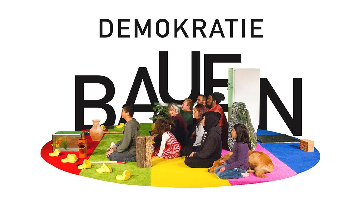 EVENT EINLADUNG: Abschlussausstellung Demokratie Bauen