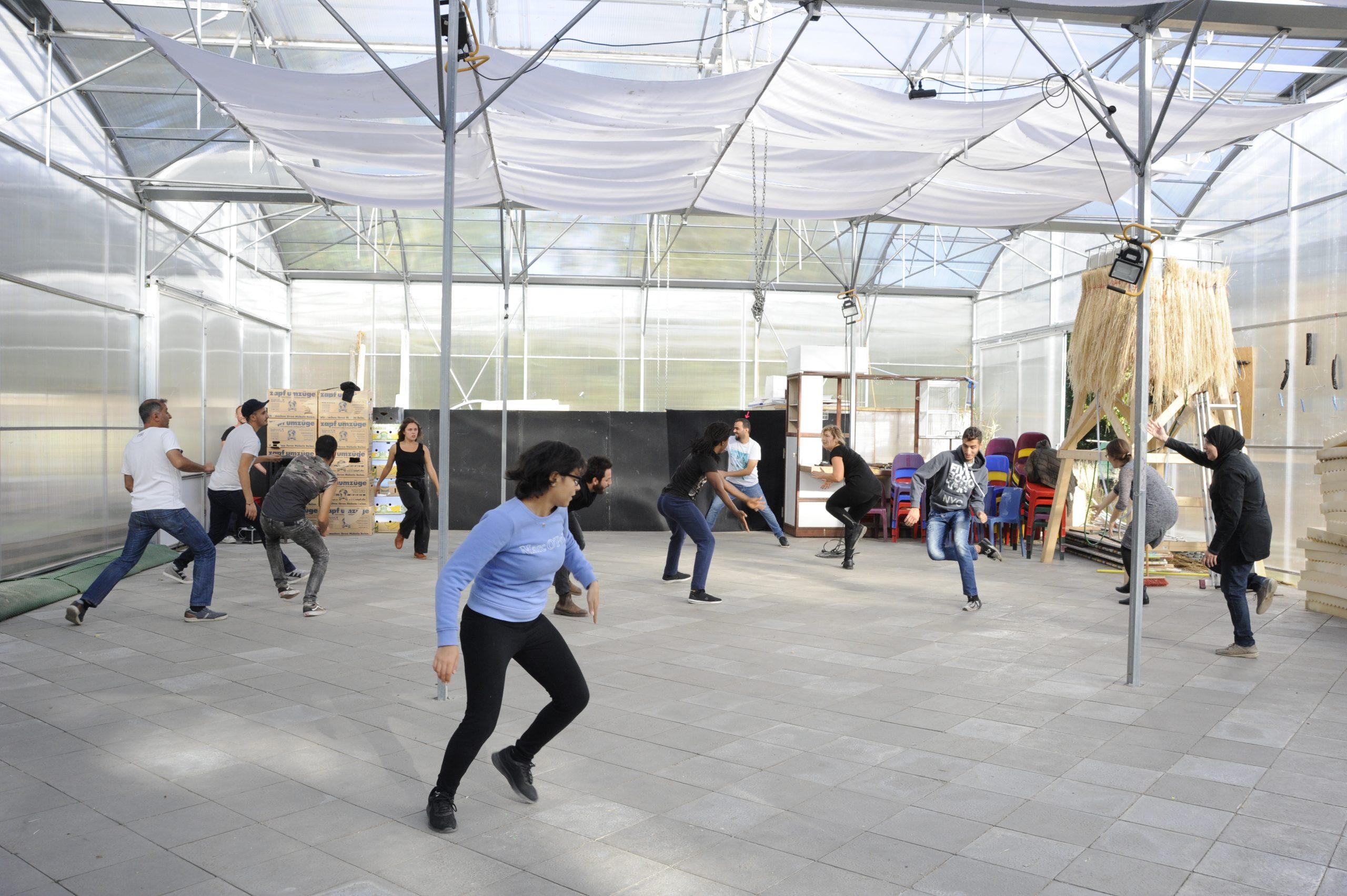 Dance_Lab27 – Summer Edition im Haus der Statistik